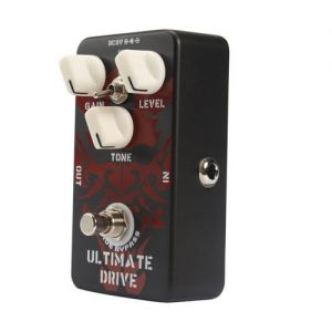 Joyo Ultimate Drive Guitar Effect Pedal JF-02