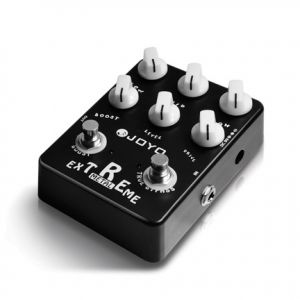 JOYO JF-17 Effect Pedal EXTREME METAL (Metal-Distortion Effects Pedal)