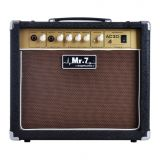 30W Acoustic Guitar Amplifiers 3 equalizer adjust MR.7 AC-30
