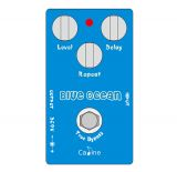 Caline CP-19 Blue ocean delay guitar effects