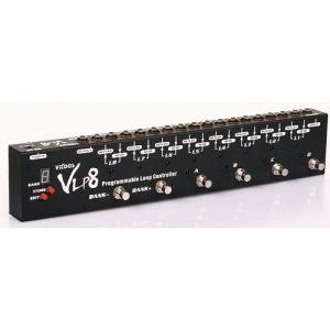 Vitoos VLP8 Pedal Switcher effects loop controller