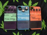 1PCS Boss Effect Pedal Iphone 4,4s Case PH-3,MD-2,TR-S