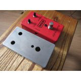 MXR Aluminum Handmade effect Pedal Enclosure 112*61*31mm