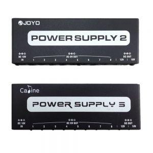 Caline Power Supply : caline cp 05 power supply 10 outputs 9v 18v cp 05 for guitar effect pedals ~ Vivirlamusica.com Haus und Dekorationen